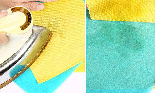 3 cách đơn giản nhất tẩy vết nên dính trên quần áo ngay tức thì
