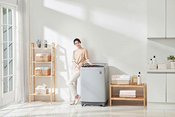Vệ sinh máy giặt - việc quan trọng cần làm dịp cuối năm