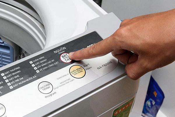 Thời gian giặt của máy giặt Electrolux trong 1 mẻ giặt